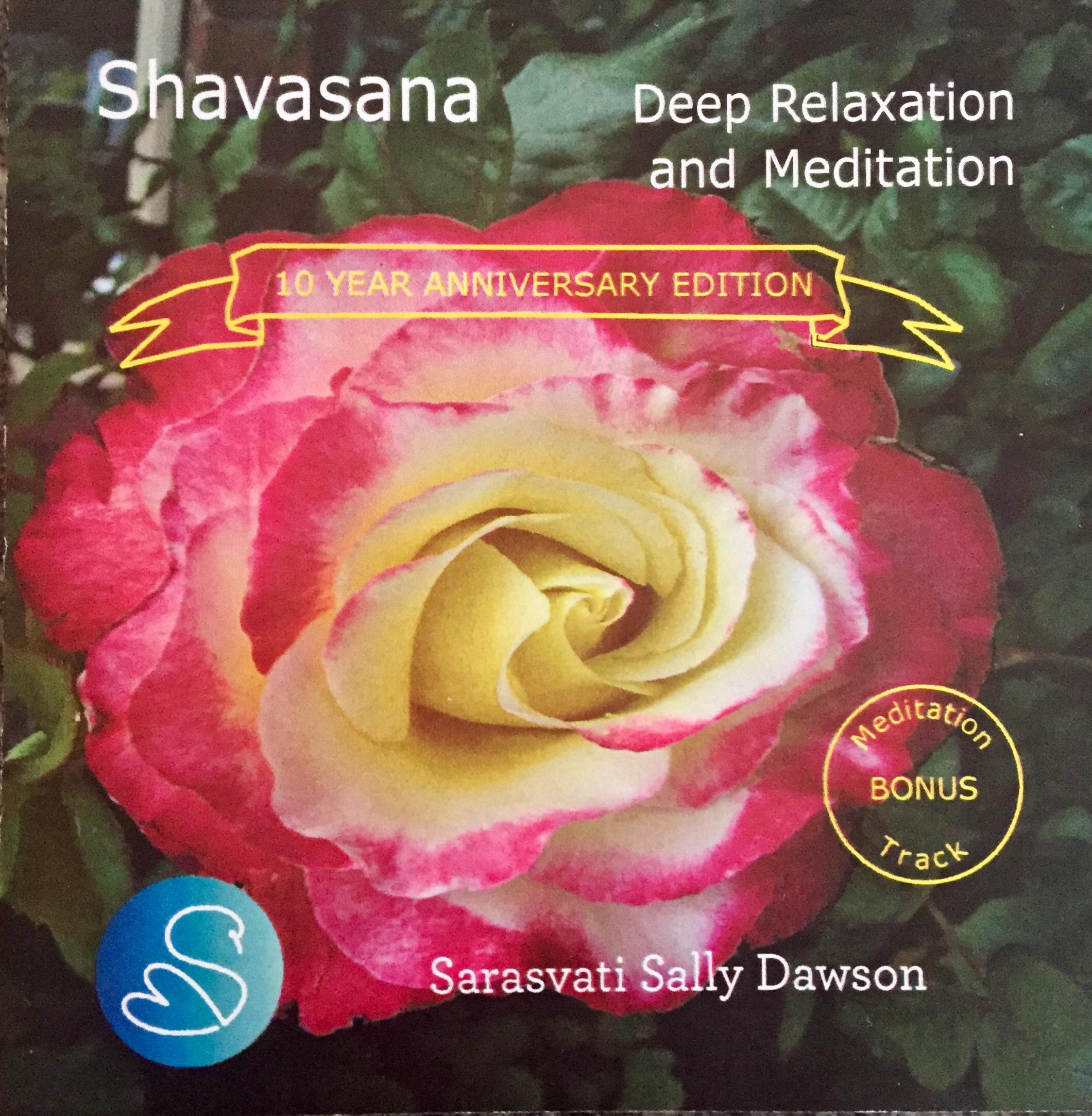 Shavasana Deep Relaxation and Meditation CD