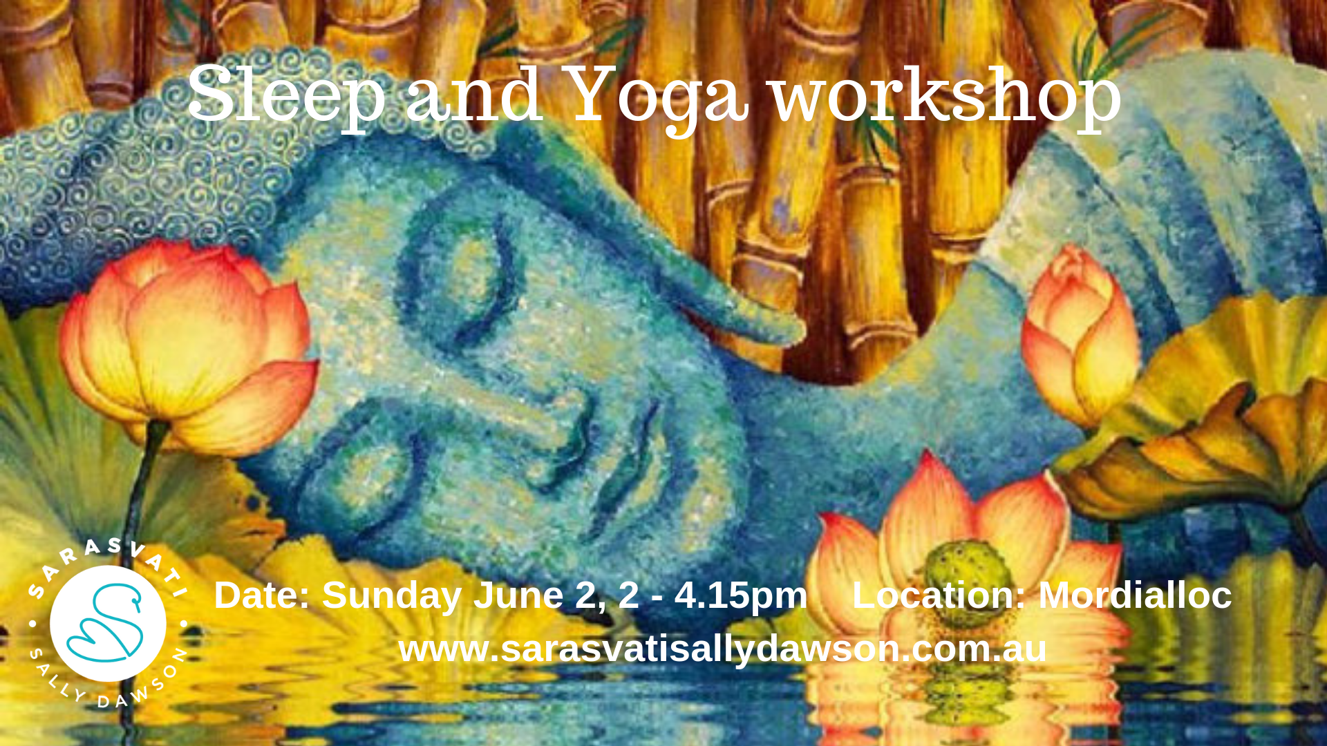Mordialloc Masterclass Sleep and Yoga