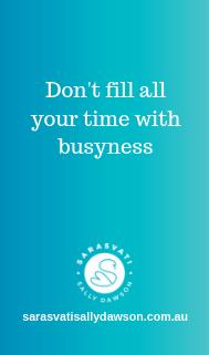 de-clutter your schedule